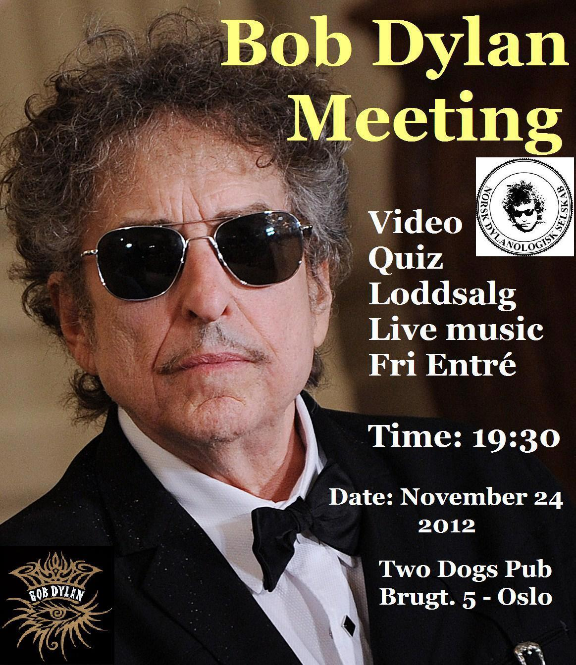 ce79a2426f13a Bob Dylan - Expecting Rain - Archives 2012