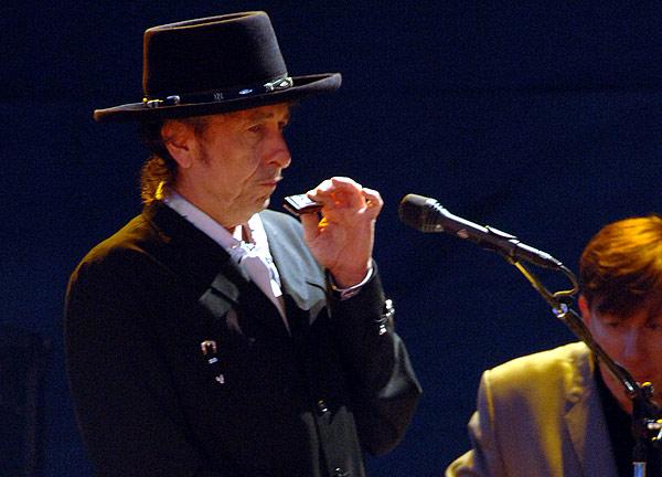 Bob Dylan Expecting Rain Archives 2006