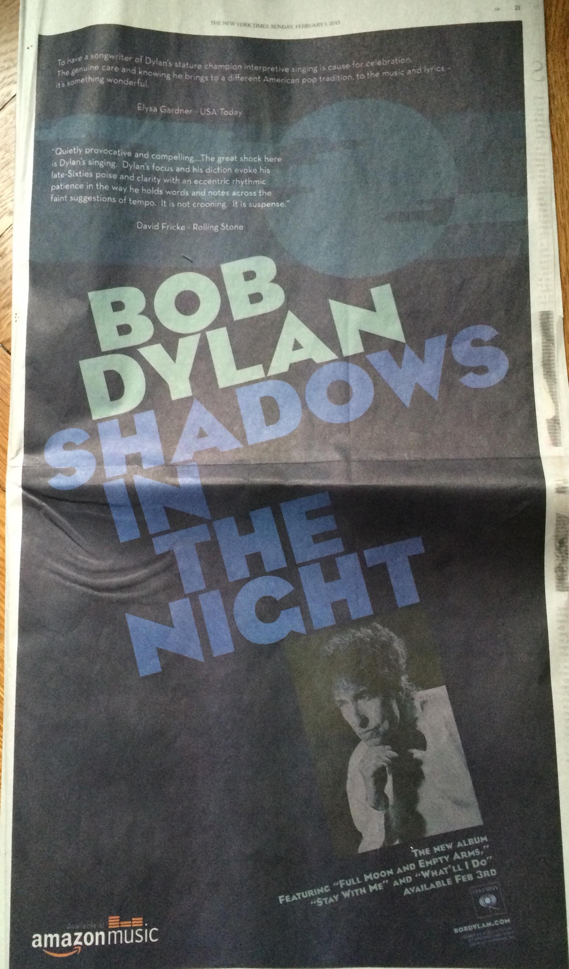 Bob dylan expecting rain archives 2015 fandeluxe Choice Image